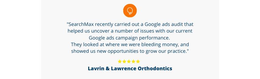 Lavrin & Lawrence Orthodontics Testimonial