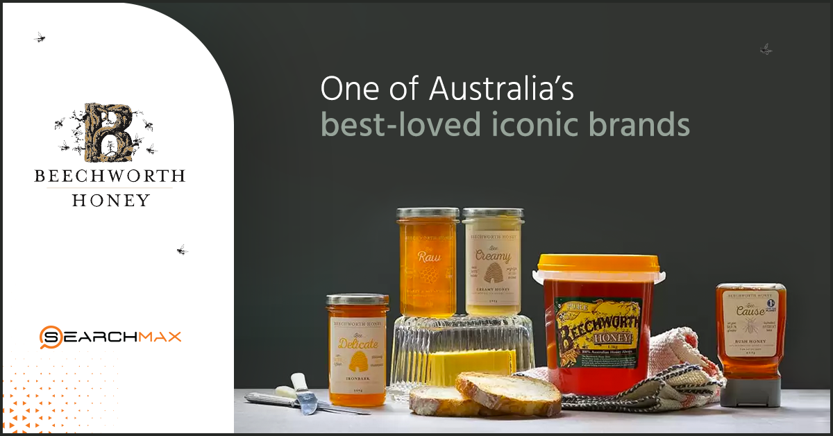 Beechworth Honey Partners with SearchMax